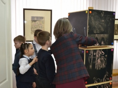 Интерактивная детская выставка «Чудесное путешествие Нильса и других»