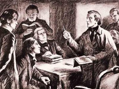 Приглашает старшеклассников прослушать лекции «Прославленные белгородцы-литераторы ХIХ-ХХ вв»