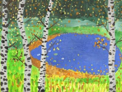 Конкурс «Иллюстрируем произведения белгородских писателей» 2015
