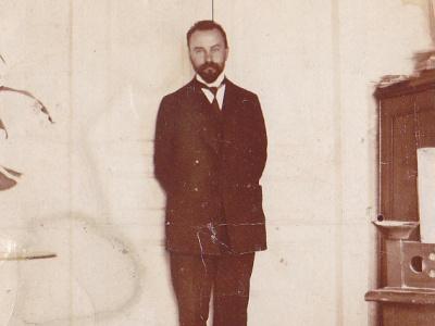 И.В. Владиславлев-Гульбинский. 1925 г.