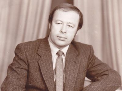 Череватенко Виктор Яковлевич