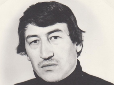 Мантров Николай Тимофеевич