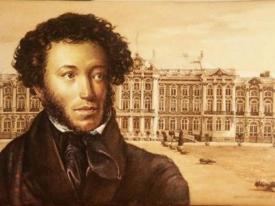 Онлайн-трансляция музейного праздника для детей «К Пушкину. Сквозь время и пространство»