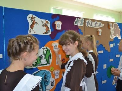 Выставка «Про чижей, слона и веселую птицу синицу… Секреты стихотворных цепочек» в г. Шебекино