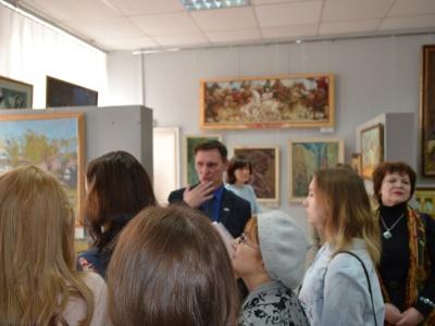 82-я выставка «Товарищества передвижных художественных выставок XXI век. (Санкт-Петербург)